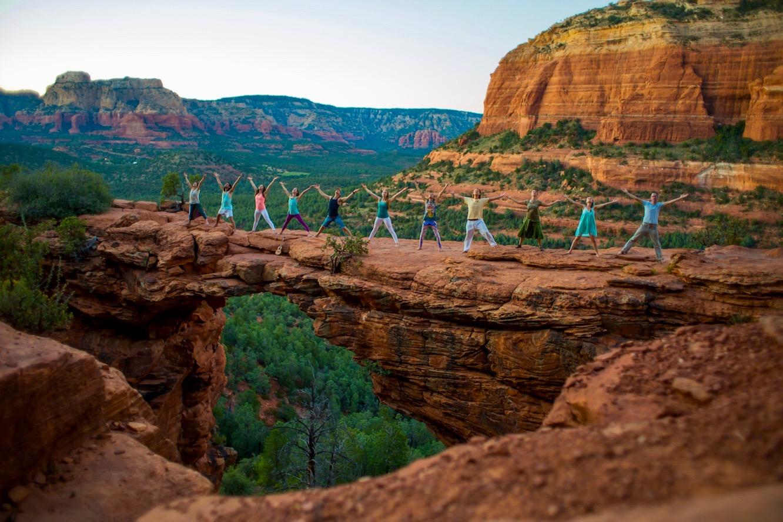 Sedona Yoga Classes Yoga Hikes Yoga Retreats Sedona