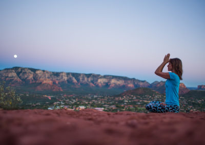 Yoga in Sedona-0153