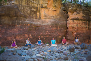 Namaste Geometry *Wisdom Meditation with Sara