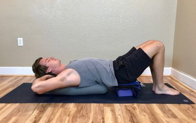 5 Poses to Alleviate Shoulder Tension