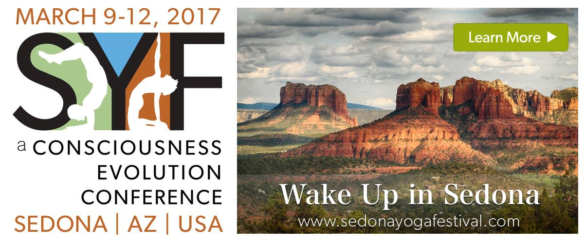 SYF, a consciousness evolution conference