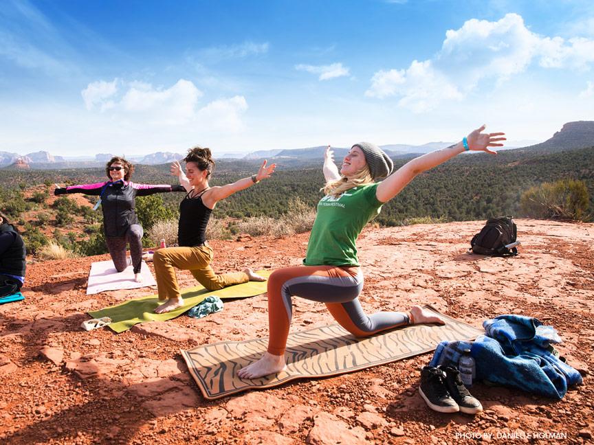 sunrise yoga sedona az